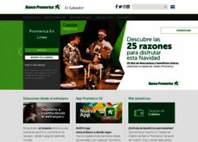 promerica.com.sv