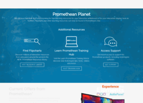 prometheanplanet.com