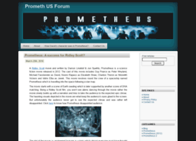 prometheusforum.net