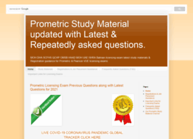 prometricstudymaterial.blogspot.com