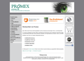 promex.de