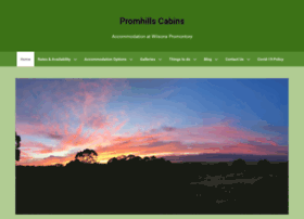 promhillscabins.com.au