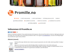 promille.no
