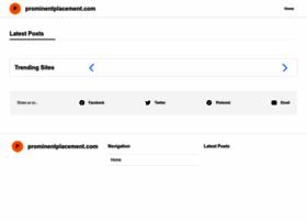 prominentplacement.com