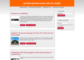promo-privee.com