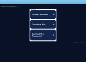 promochocolates.co.uk