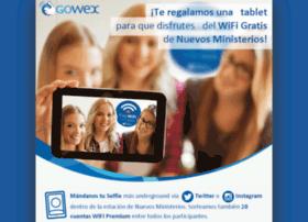 promociones.gowex.com