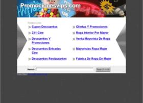 promocionesvips.com