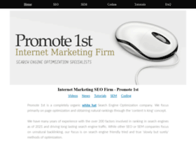 promote1st.com