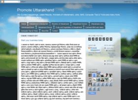promoteuttarakhand.blogspot.in