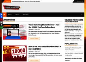 promoteyoutubevideos.com