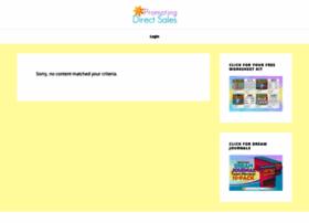 promotingdirectsales.com