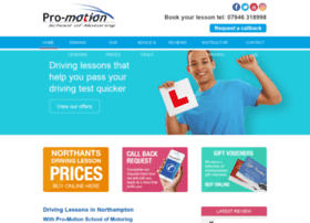 promotion-driving.co.uk