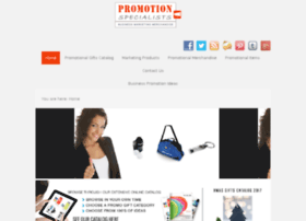 promotion-specialists.com
