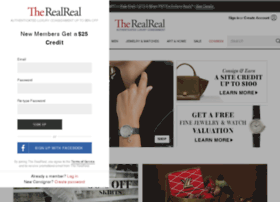 promotion.therealreal.com