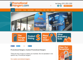 promotional-hangers.com