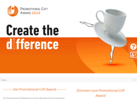 promotionalgiftaward.de