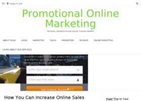 promotionalonlinemarketing.com