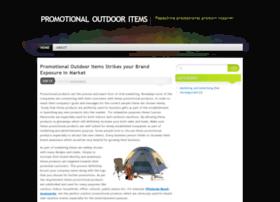 promotionaloutdooritems.wordpress.com
