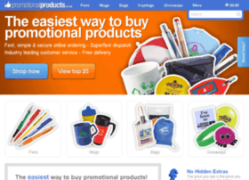 promotionalproducts.co.uk