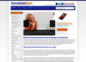 promotionalrange.com.au