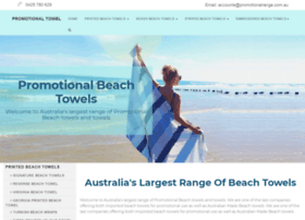 promotionaltowels.com.au
