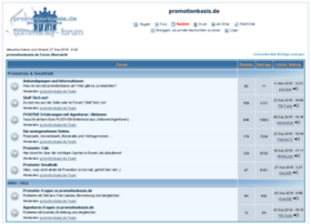 promotionforum.de