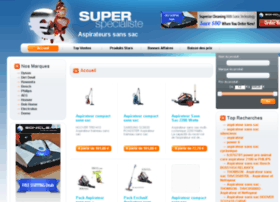 promotions-aspirateur-sans-sac.com