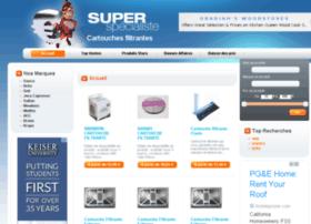 promotions-cartouche-filtrante.com