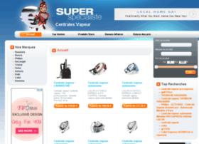 promotions-centrale-vapeur.com