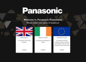 promotions.panasonic.co.uk