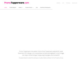 promotupperware.com