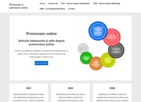 promovare-optimizare-online.ro