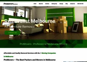 promovers.com.au