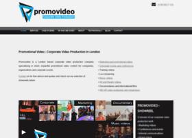 Promovideo.co.uk