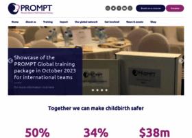 promptmaternity.org