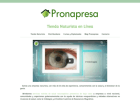 pronapresa.com.mx