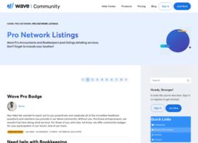 pronetwork.waveapps.com