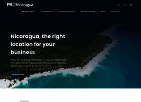 pronicaragua.org