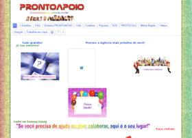 prontoapoio.com