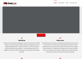 prontocash.com.au