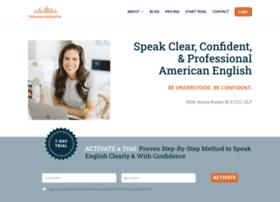 pronunciationpro.com