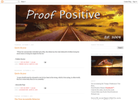proof-proofpositive.blogspot.com