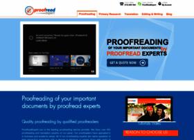 proofreadexpert.com