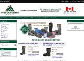 prooutdoorgear.ca