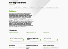 propagacefirem.cz