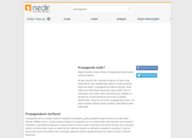 propaganda.nedir.com