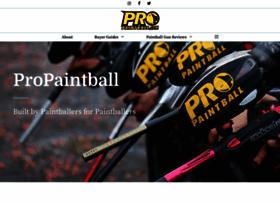 propaintball.com