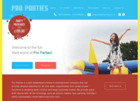 proparties.co.uk