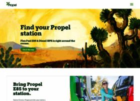 propelfuels.com